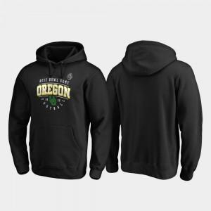 Oregon Hoodie 2020 Rose Bowl Bound For Men's Tackle Black 439087-581