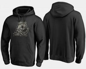 Black Camo Cloak Mens Big & Tall Oregon Hoodie 475605-702