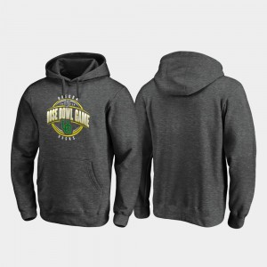 Oregon Hoodie For Men Scrimmage Heather Gray 2020 Rose Bowl Bound 846972-735