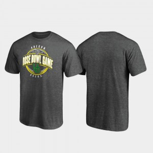 Scrimmage Men's Heather Gray Oregon T-Shirt 2020 Rose Bowl Bound 696005-888