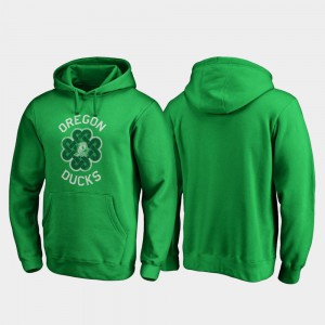 Kelly Green St. Patrick's Day Oregon Hoodie For Men Luck Tradition 622545-312